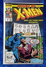 WHAT IF...?(V2 1989) #9 The X-Men Died On Their First Mission? Marvel Comics