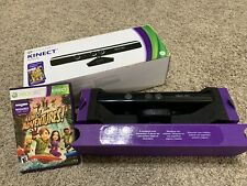 Kinect For xBox 360 With Kinect Adventures Game