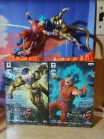 Dragon ball figure banpresto set