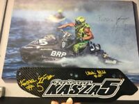 Jetski Racing sponson for Seadoo RXP 260, RXP 300, Spark, and More tuning parts