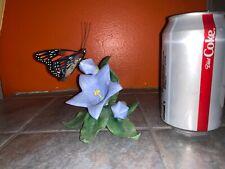 Lenox Nature's Beautiful Butterflies Monarch Fine Porcelain Figurine 1990