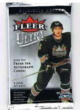 2005-06 FLEER HOCKEY RETAIL PACK