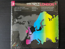 ONE NIGHT IN LONDON - Vol.1 - Compilation - Promo - CD