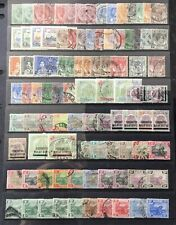 Malaya All periods mint and used selection.