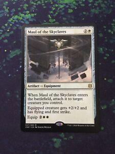 MTG, Maul of the Skyclaves. Zendikar Rising Rare NM