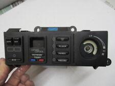 1989 Taurus  A/C Temperature Control w/Automatic Temp, 86-89 Sable