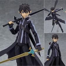 Figma 289 Sword Art Online Kirito ALO Ver. PVC Figure Anime Toy Gift