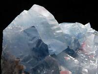 Big Celestite or Celestine Crystal Cluster 2035gr