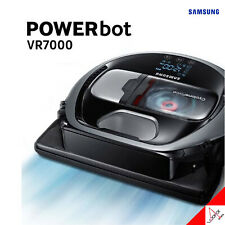 Samsung POWERBOT VR7000 VR10M7020UG Autometic Robot Vacuum Cleaner-80W,0.3L,Gray