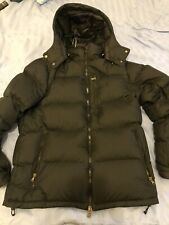 Polo Ralph Lauren Down Puffer Jacket Detachable Hood, Mens Jackets size M
