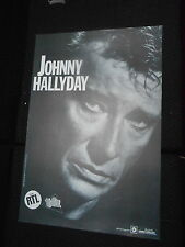 JOHNNY HALLYDAY 80s RARE AFFICHE FRENCH POSTER ORIGINAL #3