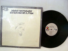 NORTHERN SOUL LP DONNY HATHAWAY EXTENSION OF A MAN RARE QUADRA DISC