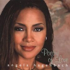 Poetry of Love by Angela Hagenbach NEW CD Amazon Records 2003 Clark Terry