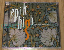EPIK HIGH TABLO Map Of The Human Soul 1ST ALBUM K-POP CD SEALED