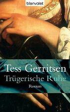 Trügerische Ruhe: Roman von Gerritsen, Tess | Buch | Zustand gut