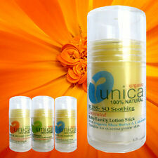 UNICA ORGANIC BABY SKINCARE LOTION STICK CONCENTRATED BALM ECZEMA PSORIASIS