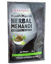 2X20g Patanjali Kesh Kanti Herbal Mehandi (Natural Black) Natural Hair Color