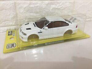 R246 OLD Very Rare Kyosho MINI-Z Racer Body BMW M3 GTR WHITE F/S