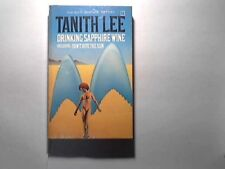 Drinking Sapphire Wine (Hamlyn science fiction) by Lee, Tanith Paperback Book