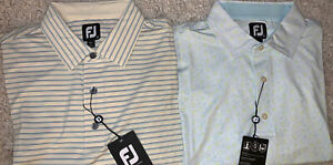 Foot Joy polo NWT 2 for price of one SIZE  XL