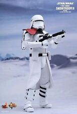1/6 Hot Toys Star Wars Force TFA First Order Snowtrooper Officer Figure Mms322