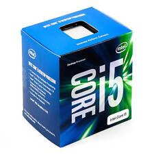 Intel Core i5-6600K Skylake Processor 3.5GHz 8.0GT/s 6MB LGA 1151 CPU w/o Fan,
