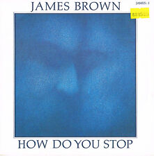 "JAMES BROWN repeat the beat/how do you stop UK SCOTTI BROTHERS 7""_1986 pic slve"
