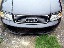 Audi A6 S6 RS6 C5 Front Bumper CUPRA R Euro Spoiler Lip Valance Splitter S Line-