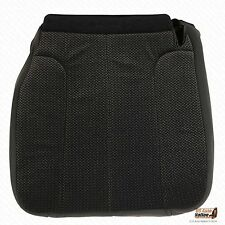 2004 Dodge Ram 1500 2500 3500 SLT Driver Bottom Cloth Seat Cover Color Dark Gray