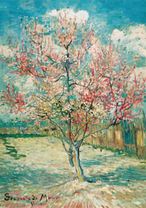 Almond Blossom Van Gogh 2000PCS Puzzle Jigsaw Christmas Special Discout Gifts
