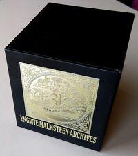 YNGWIE MALMSTEEN ARCHIVES BOX SET 8CD+2DVD JAPAN PCCY-01501 PROMO