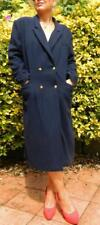 VINTAGE Sanro Melbourne 1970s-80s Original Classic Tailored Retro Wool Coat