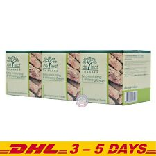 De Leaf Thanaka Extra Moisturizing & Whitening Cream 45 ml x 3