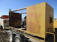 Overhead Sand Hopper Bulk Bin Holds 8000 lbs