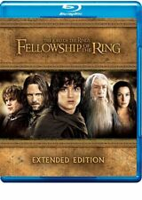 The Lord Of The Rings - The Fellowship Of The Ring (Blu-ray, 2012, 5-Disc Set)