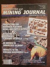 PROSPECTING and MINING JOURNAL Volume 77, Number 2 October 2007