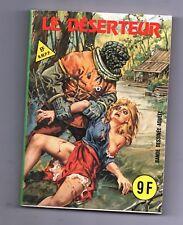ELVIFRANCE. N°114. Le déserteur. 1984. Petit format sexy - Très bon état