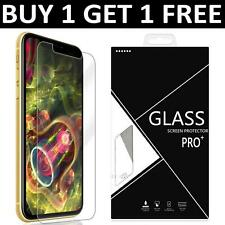 For Apple IPhone XS Max - 100% Genuine Tempered Glass Film Screen Protector New