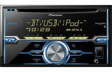 PIONEER FHX820BS D-DIN CD PLAYER FH-X820BS