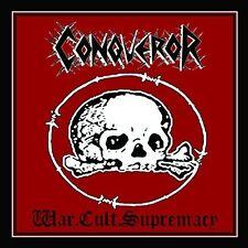 Conqueror - War.Cult.Supremacy [New CD]