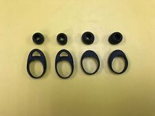 OEM Samsung Gear IconX 2018 SM-R140 Black Ear Wing Rubber Tip Pack GH98-42755A