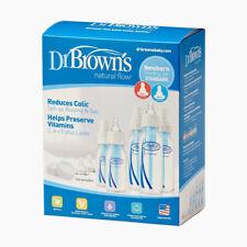 Dr. Brown's Original Baby Bottle Newborn Feeding Set (3x9 oz +2x4 oz)