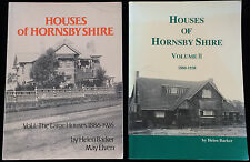 Houses of Hornsby Shire Volume I & II Barker Architecture Large Houses 1880 1938