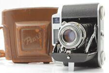 *Mint in Case* Konishiroku Konica Pearl Iv Hexar 75mm f/3.5 Mf Lens from Japan