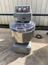 Vmi 60Kg 130# Spiral Dough Mixer Abs Dough Mixer Bakery 2 Speed Mag 60