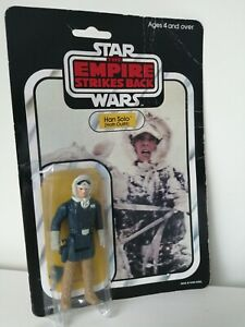PALITOY Star Wars vintage Han Solo Empire Strikes Back Action Figure Sealed
