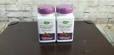 Heart Care 120 Tabs by Nature's Way lot of 2 =240 total