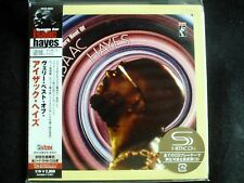Isaac Hayes - The Very Best Of Japan SHM-CD Mini LP W/OBI Brand New UCCO-9522