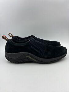 Merrell Mens Jungle moc Midnight slip on shoe size 13 M , 097