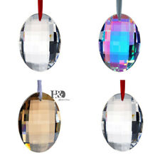 Crystal Glass Prisms Part Chandelier Lamps Hanging Pendant Xmas Home Decor 63mm
